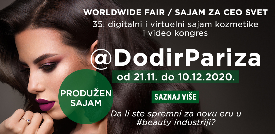 Digitalni i virtuelni sajam kozmetike i video kongres