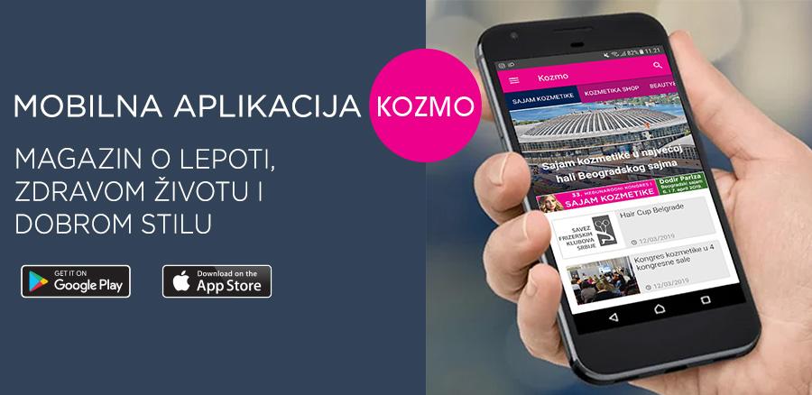 KOZMO aplikacija